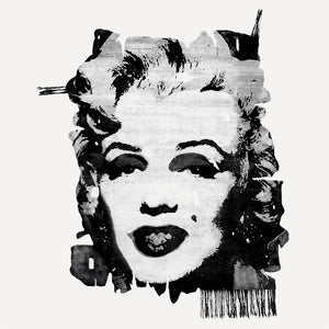 ANDY WARHOL, MARILYN, 1967<br>AKKAJAUR NIGHT, 2015