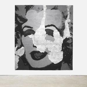 ANDY WARHOL, MARILYN, 1967<br>TARFALA PERMAFROST NIGHT EDIT, 2015 (QS)