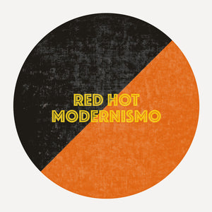 BERNHARD WILLHELM, RED HOT MODERNISMO, 2014
