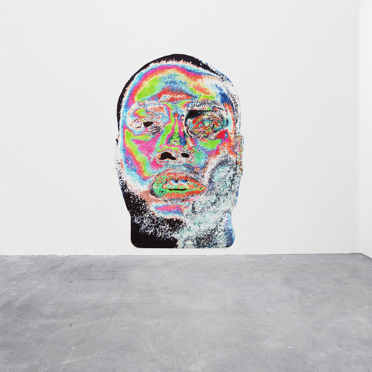 TONY OURSLER, UNTITLED, 2019 (QS)