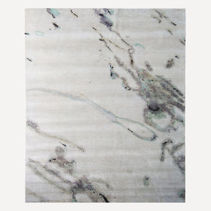 CALLE HENZEL, UNTITLED (SOFT MARBLE IPANEMA EDIT), 2017 (QS)