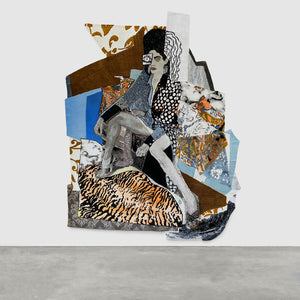 MICKALENE THOMAS, RAQUEL COME TO ME, 2019