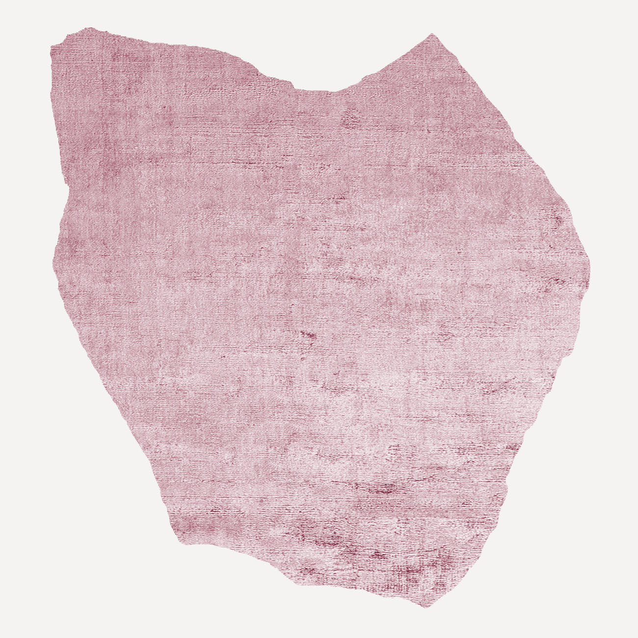 CALLE HENZEL, TIRED LITTLE ONE CASHMERE SMOKE (HANDLOOM), 2015 (QS)