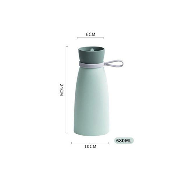 Silicone Thermo Bottle