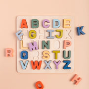 Educational Letters & Numbers