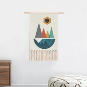 Mountains Hanging Tapestry