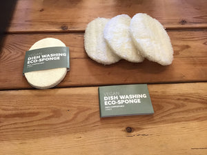 Biodegradable Eco-sponges