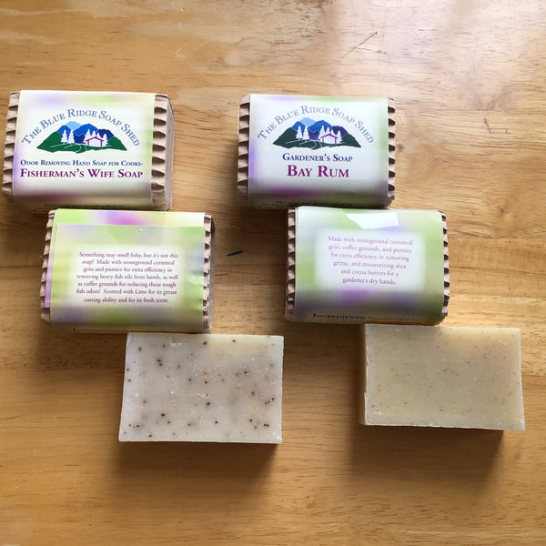 Soap Shed Handmade Soap