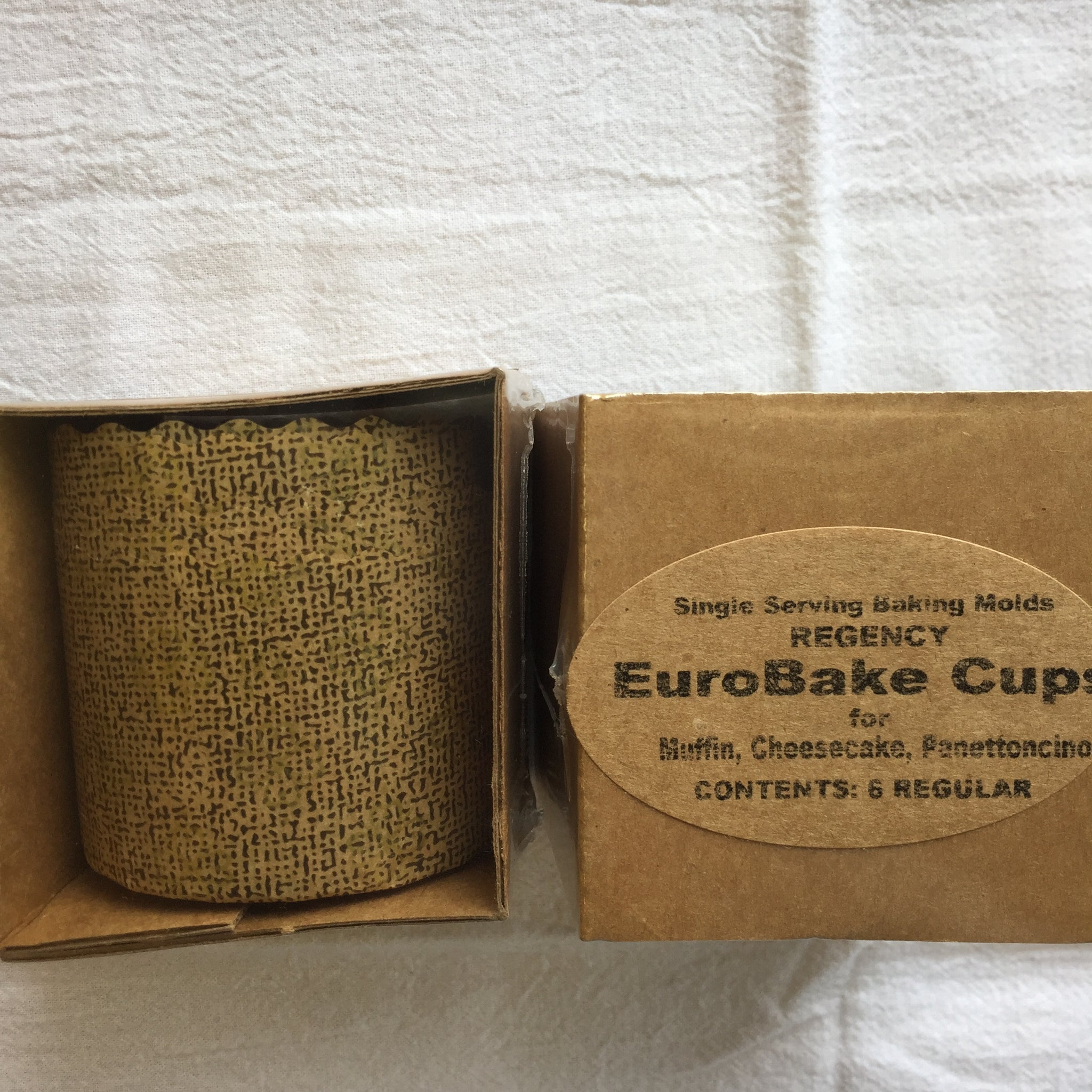 Eurobake Muffin Cups
