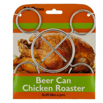 Beer Can Poultry Roaster