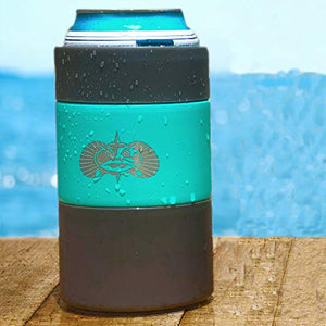 Un-spill-able Can Koozie