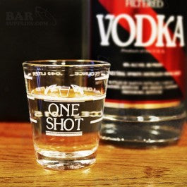 Measuring Shot Glass - 2 oz.