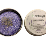 Organic Lavender Shampoo Bar In Tin