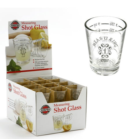 Nor Pro Measuring Shot Glass