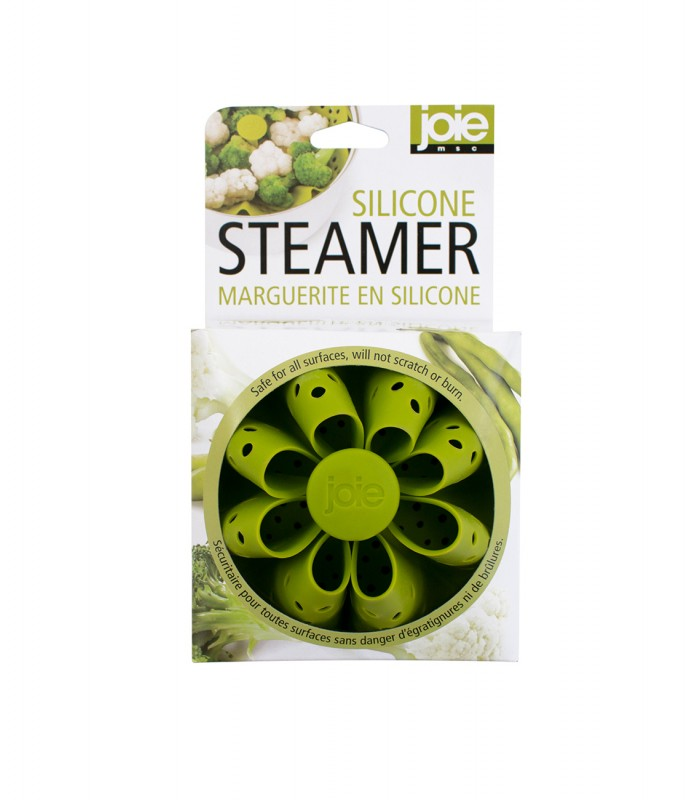 Fold Out Silicone Steamer