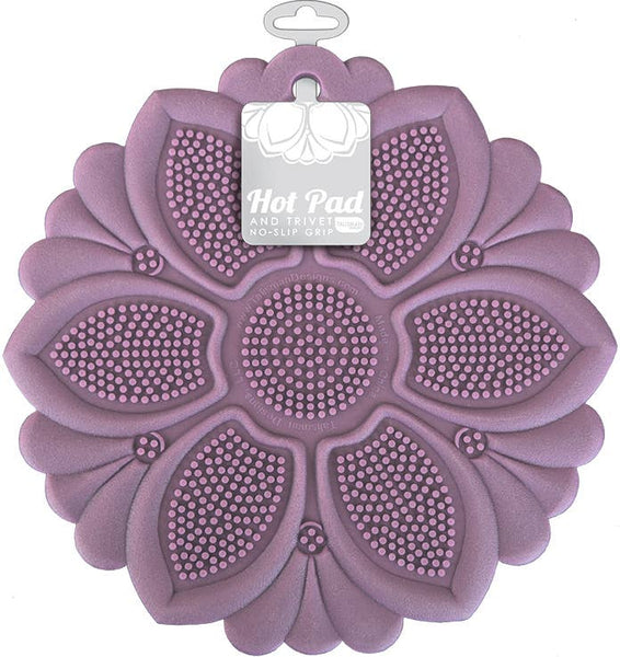Silicone Flower Trivet
