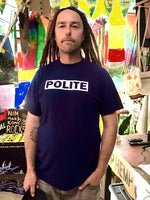 Classic Fit Hemp T Shirt - Polite Force