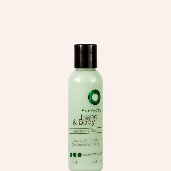 Sensitive Skin Hand & Body Lotion