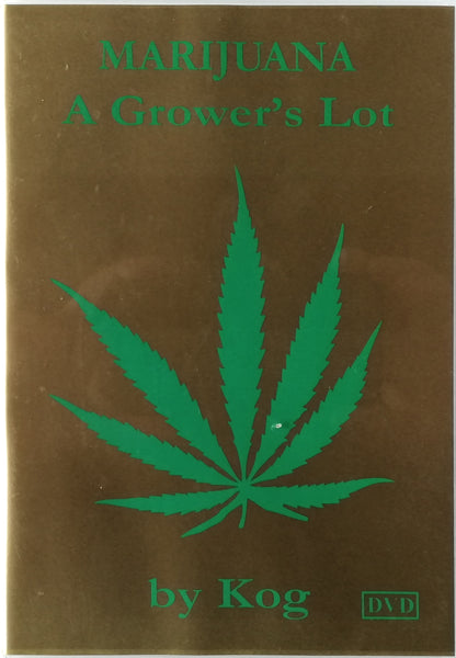 A Grower's Lot by Kog / DVD