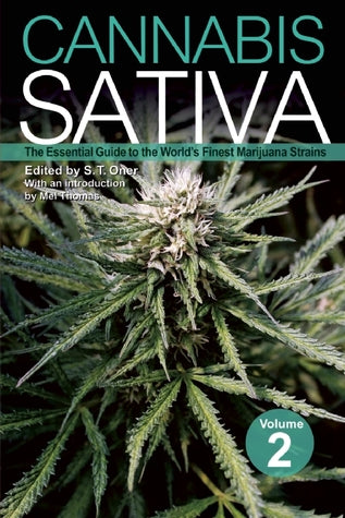 Cannabis Sativa Volume 2 by S.T. Oner