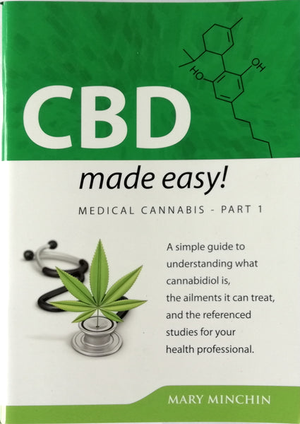 CBD Made Easy! by Mary Minchin