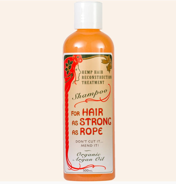 Argan Hair as Strong as Rope Shampoo