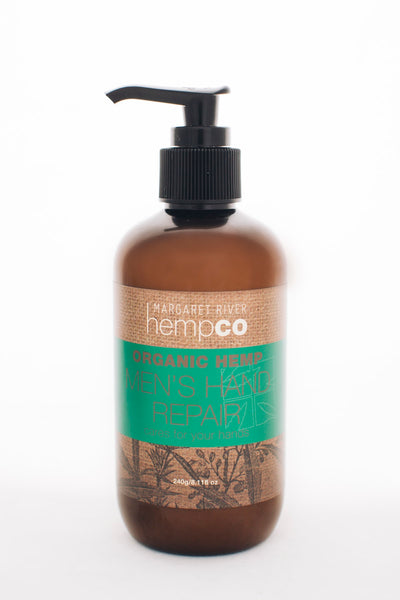 Organic Hemp Men's Hand Repair – 240g