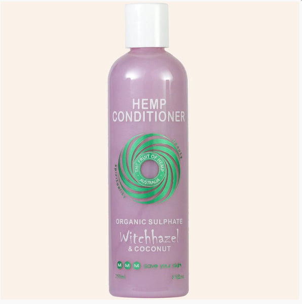 Organic Sulphate Conditioner - 250 ml