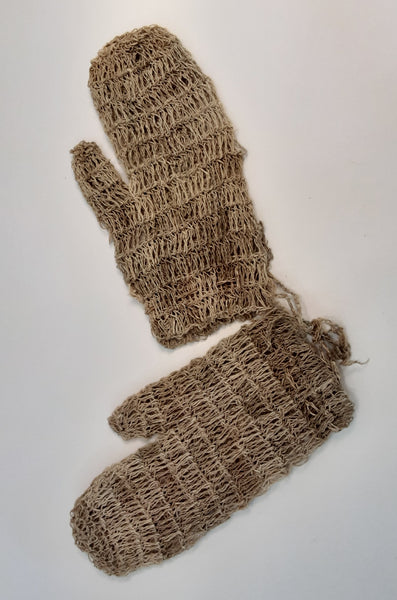 Hemp Exfoliating Gloves