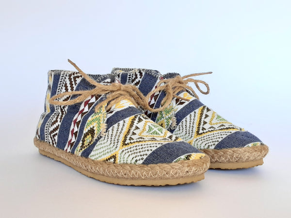 Hemp Handmade Shoes / Brazilian