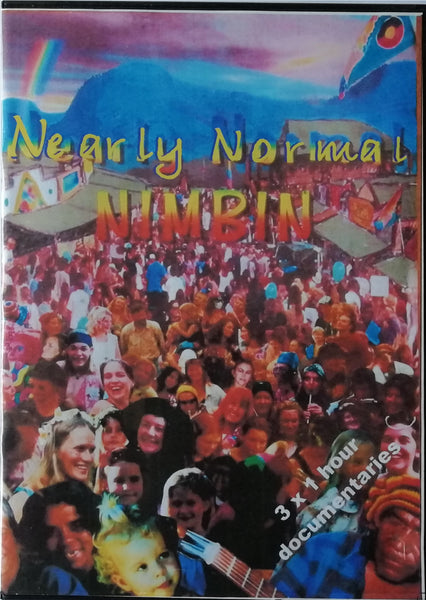 Nearly normal Nimbin directed by Jenni Kendell &​ Paul Tait / DVD