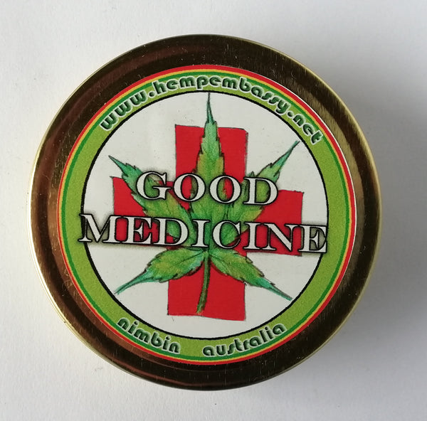Good Medicine Stash Tin