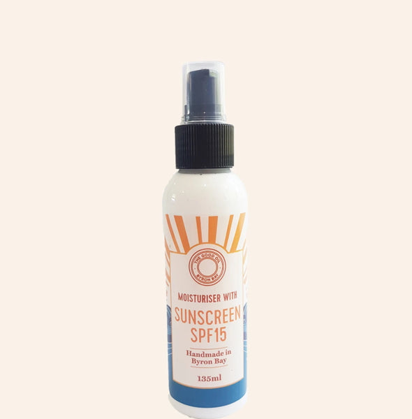 Moisturiser with Sunscreen