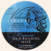Velvet Strands Organic Hair Building Mask
