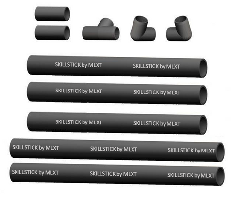 SKILLSTICK SET (FREE DELIVERY) - MLXT footworkmat