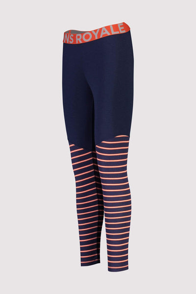 Christy Legging - Alpine Stripe