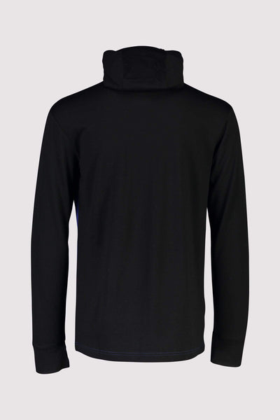 Yotei Powder Hood LS - Ultra Blue / Black