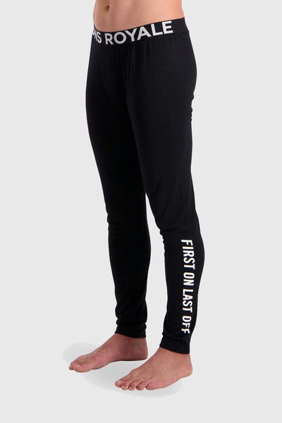 Double Barrel Legging - Black