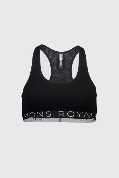 Sierra Sports Bra - Black