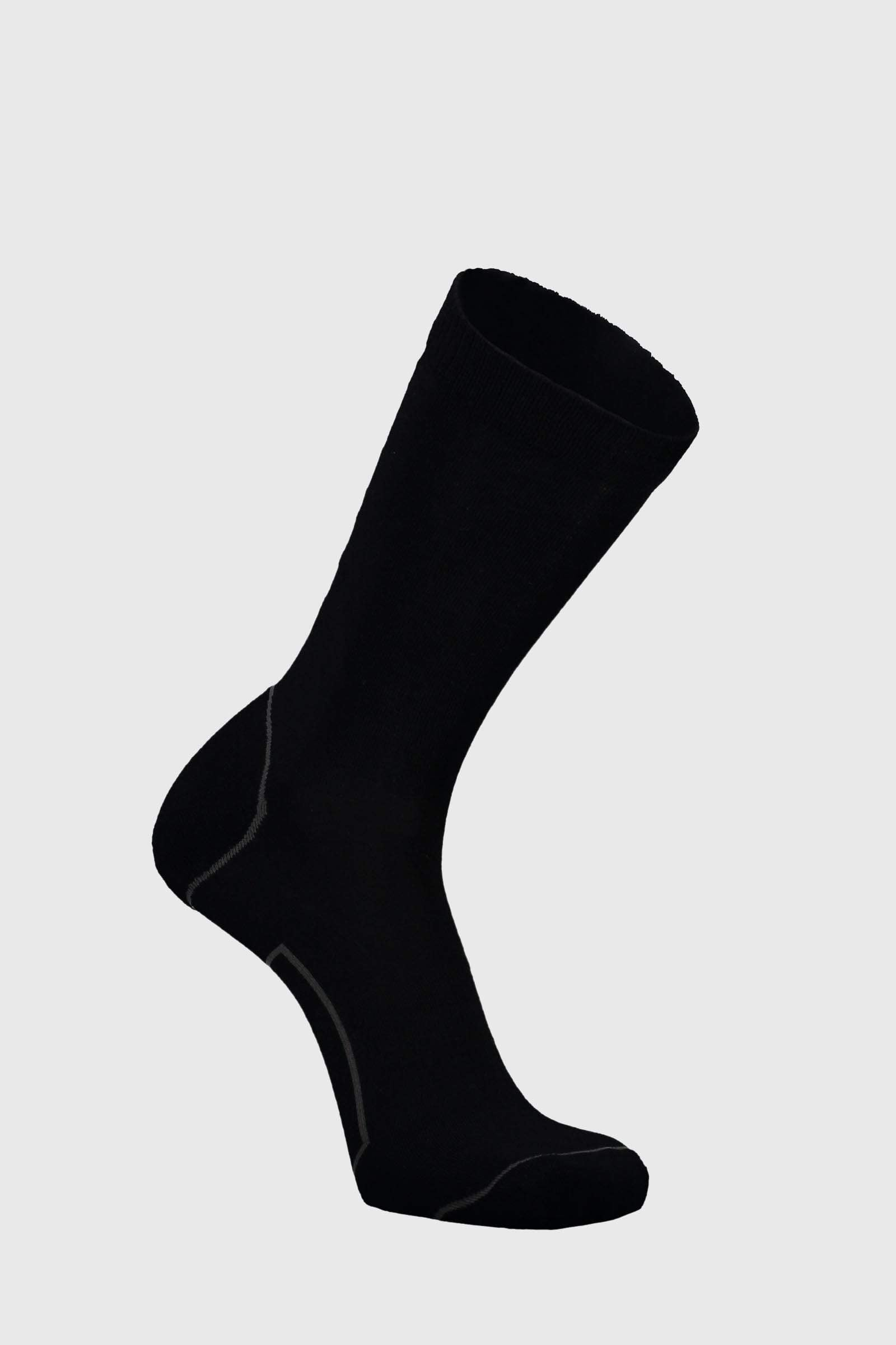 Tech Bike Sock 2.0 - Black