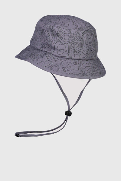 Beattie Bucket Hat - Grey 7