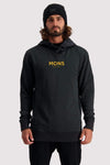 Decade Logo Hoody - Black