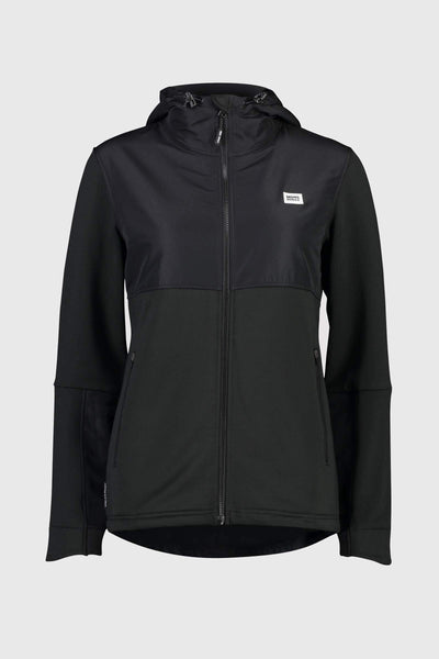 Decade Tech Mid Hoody - Black
