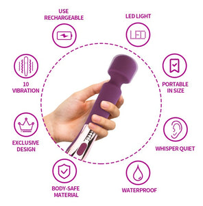 Lyps Handheld Massager