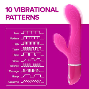 Lyps Holly Rabbit Vibrator