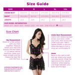 Load image into Gallery viewer, Lyps Luxury Lace Babydoll Sexy Lingerie For Women Set Mini Bodysuit