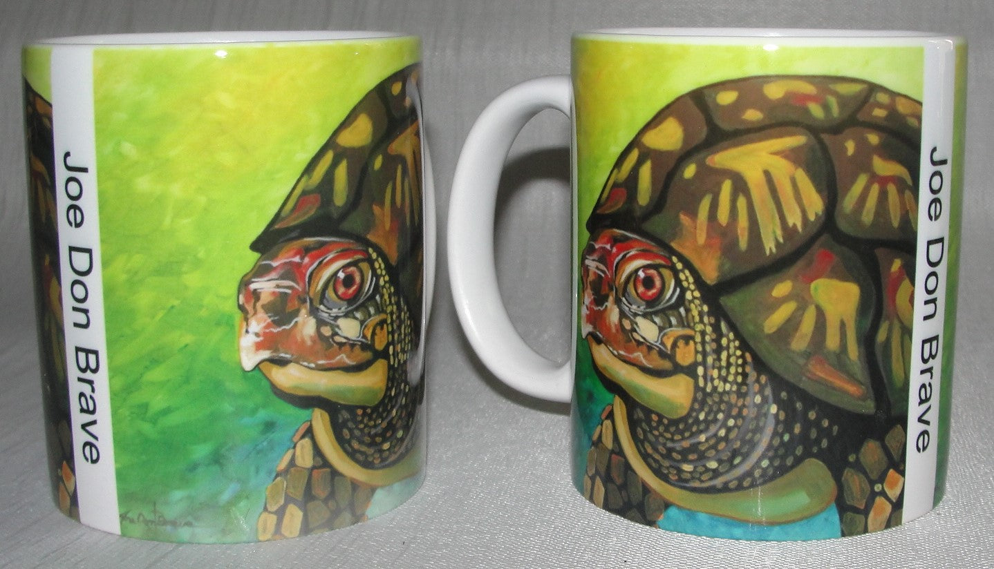 Mug, Coffee; The Turtle