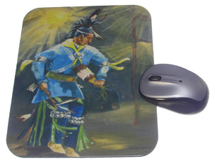 Mouse Pad, Straight Dancer 5