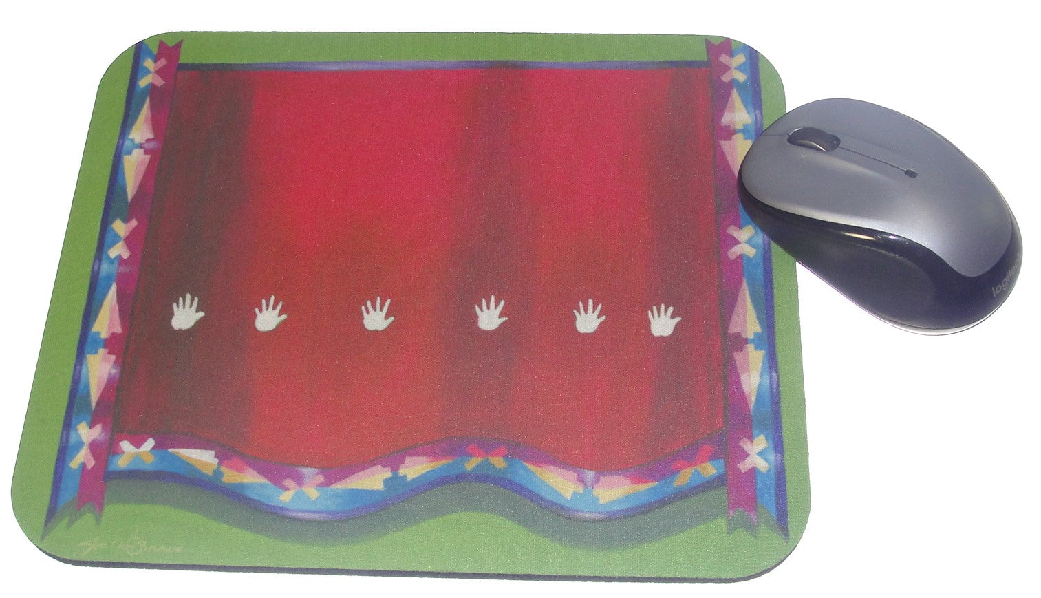 Mouse Pad, First Daughter's Blanket