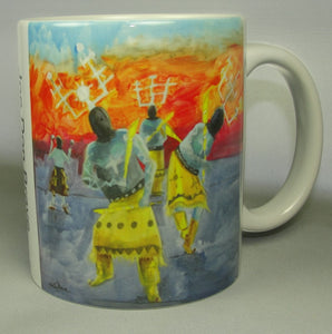 Mug, Apache Crown Dancers